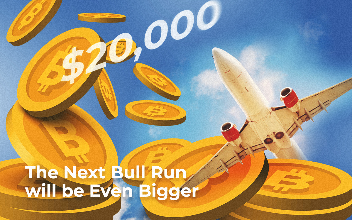 Market Researcher: 'The Next Bull Run Will Be Even Bigger' — Bitcoin to Soar Past $20?