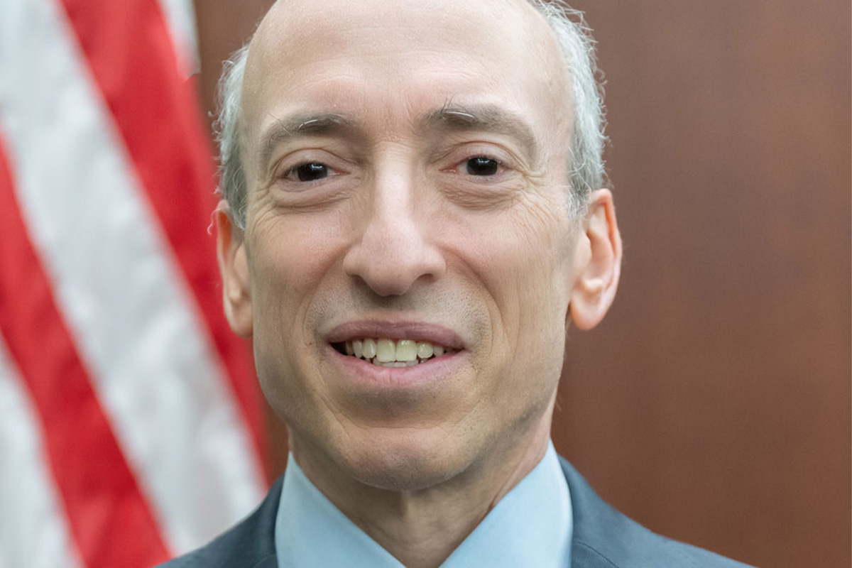SEC Chair Gensler Says He's Concerned About DeFi