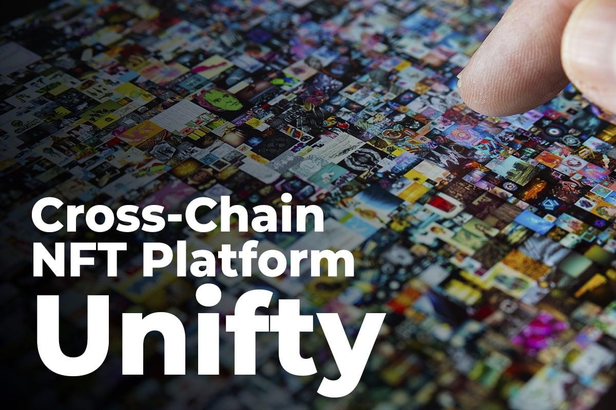 Cross-Chain NFT Platform Unifty Migrates to Decentralized Governance, Announces UNT Token Release