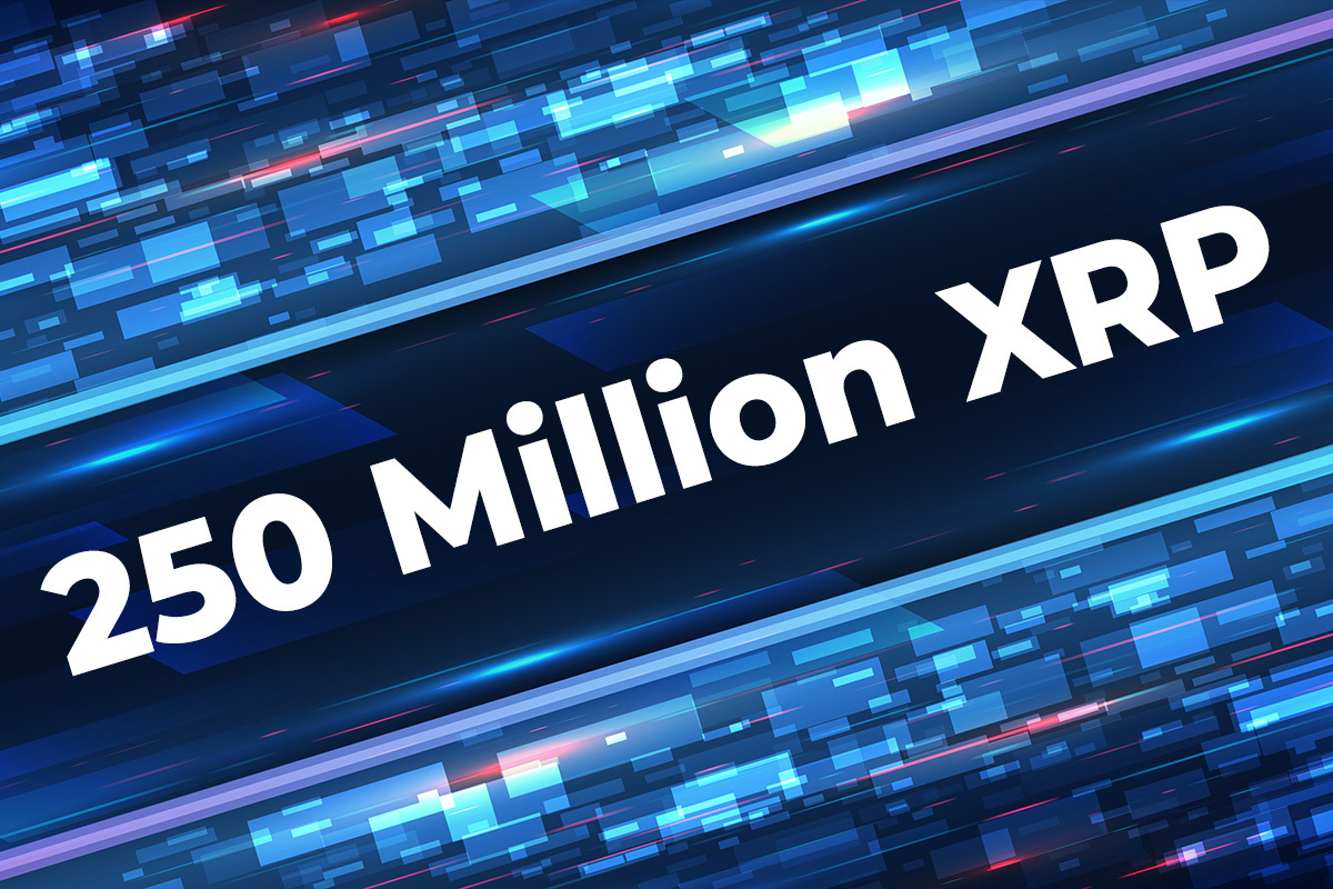 250 Million XRP Transferred in One Move to Bitstamp, While XRP Holds Above $0.7