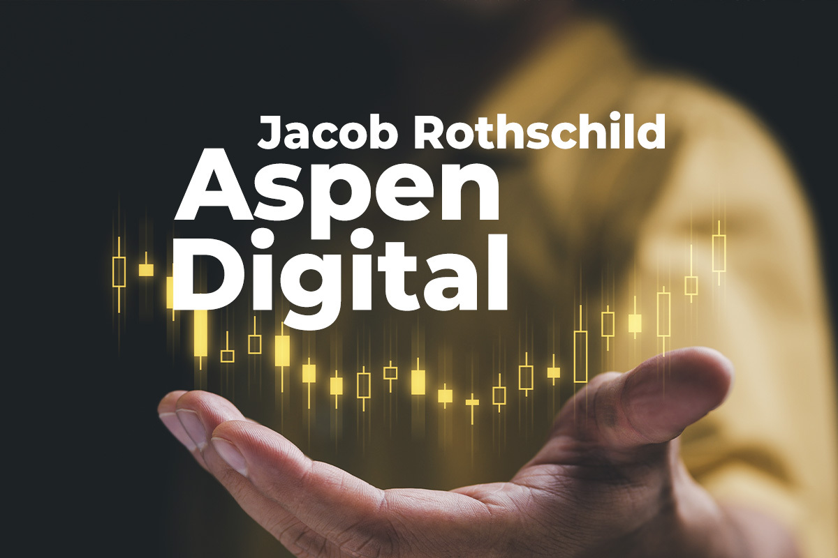 Rothschild's Trust Invests in Aspen Digital Crypto Platform for Wealthy Customers