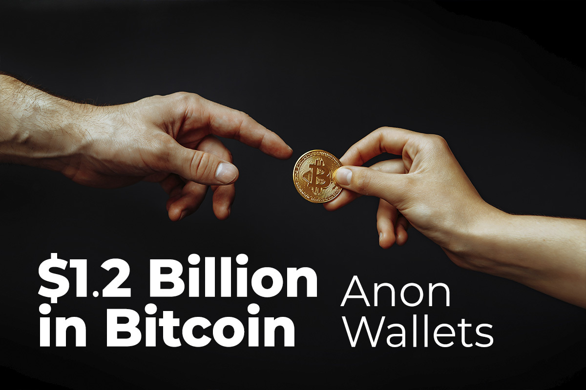 $1.2 Billion in Bitcoin Transferred in Large Lumps between Anon Wallets