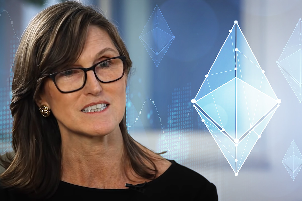 Ethereum Gets Words of Support from Ark's Cathie Wood