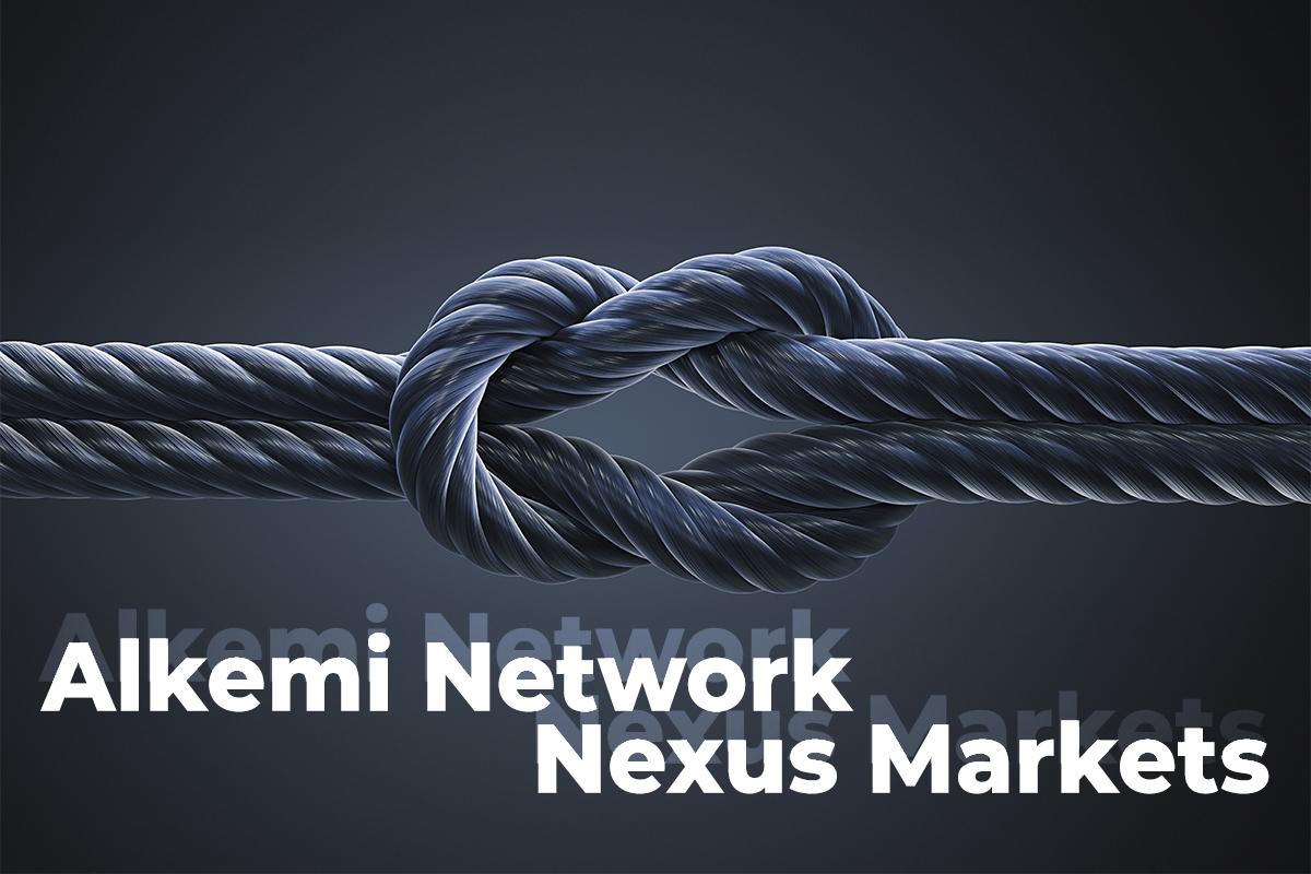 Alkemi Network Partners Nexus Markets for Advanced DeFi Yields