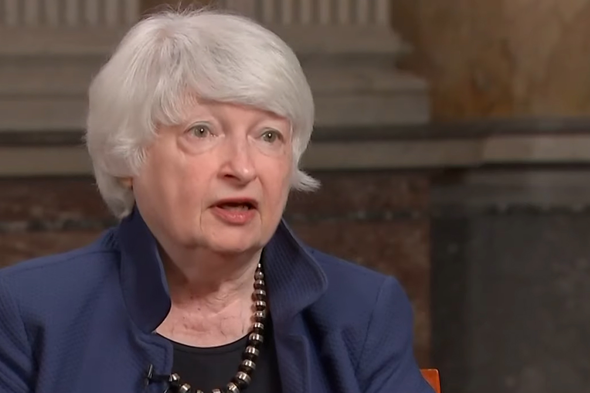 Janet Yellen Lobbying Against Favorable Amendment to Cryptocurrency Tax Provision