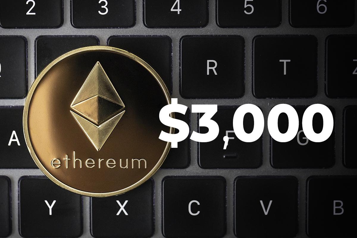 """Ethereum (ETH) Recaptures $3,000 After """"London"""" Hard Fork Goes Live"""