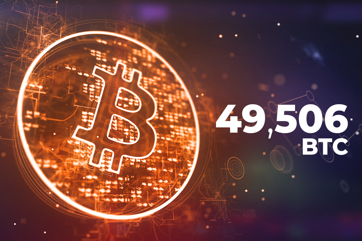 49,506 BTC Moved by Coinbase and Whales, While Bitcoin Hits $45,000 and Rolls Back