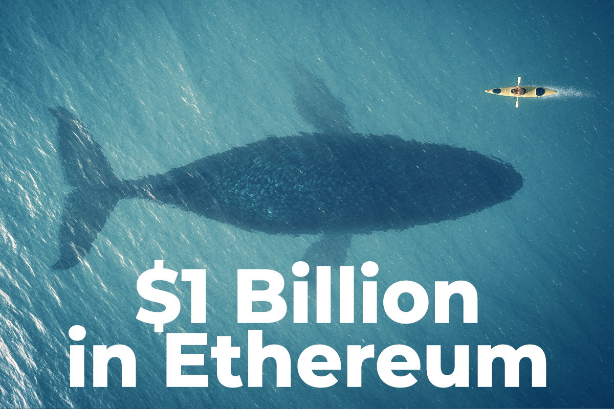 Crypto Whales Move $1 Billion in Ethereum, While ETH Open Interest Soars to $8 Billion
