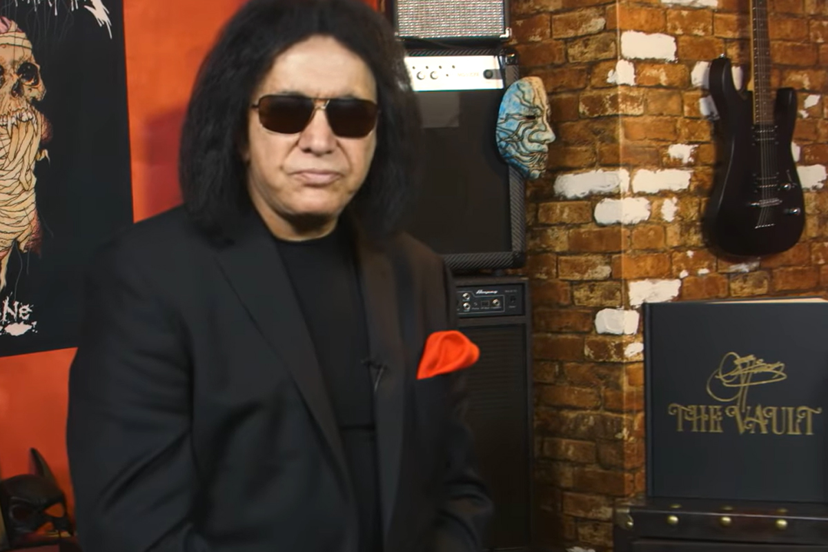 """Rock Legend Gene Simmons Says He's """"All In"""" on Bitcoin"""