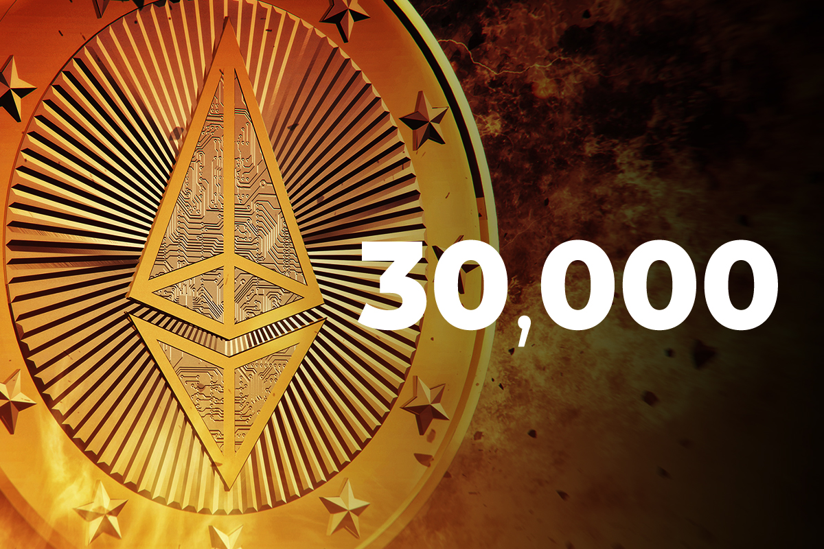 30,000 ETH Burned Already With 0.7 ETH Being Burned Per Block: What's Next For Ethereum?