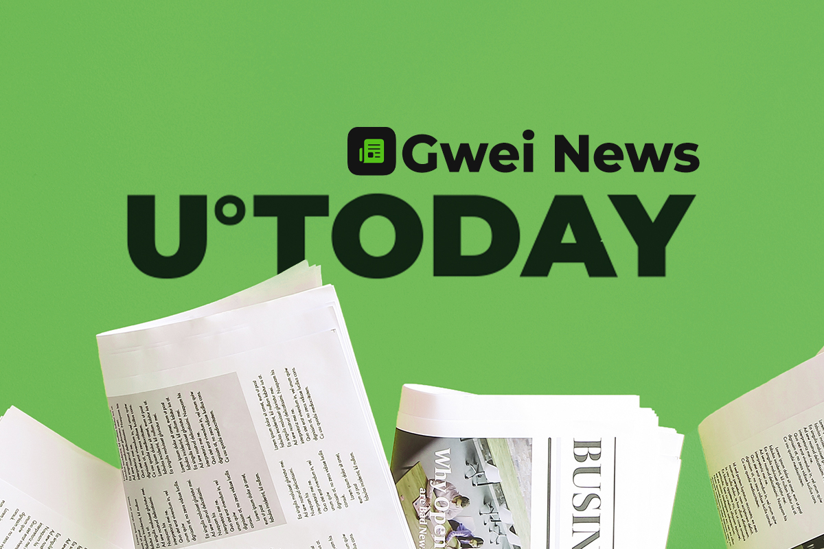 U.Today News And Articles Are Now On Gwei News