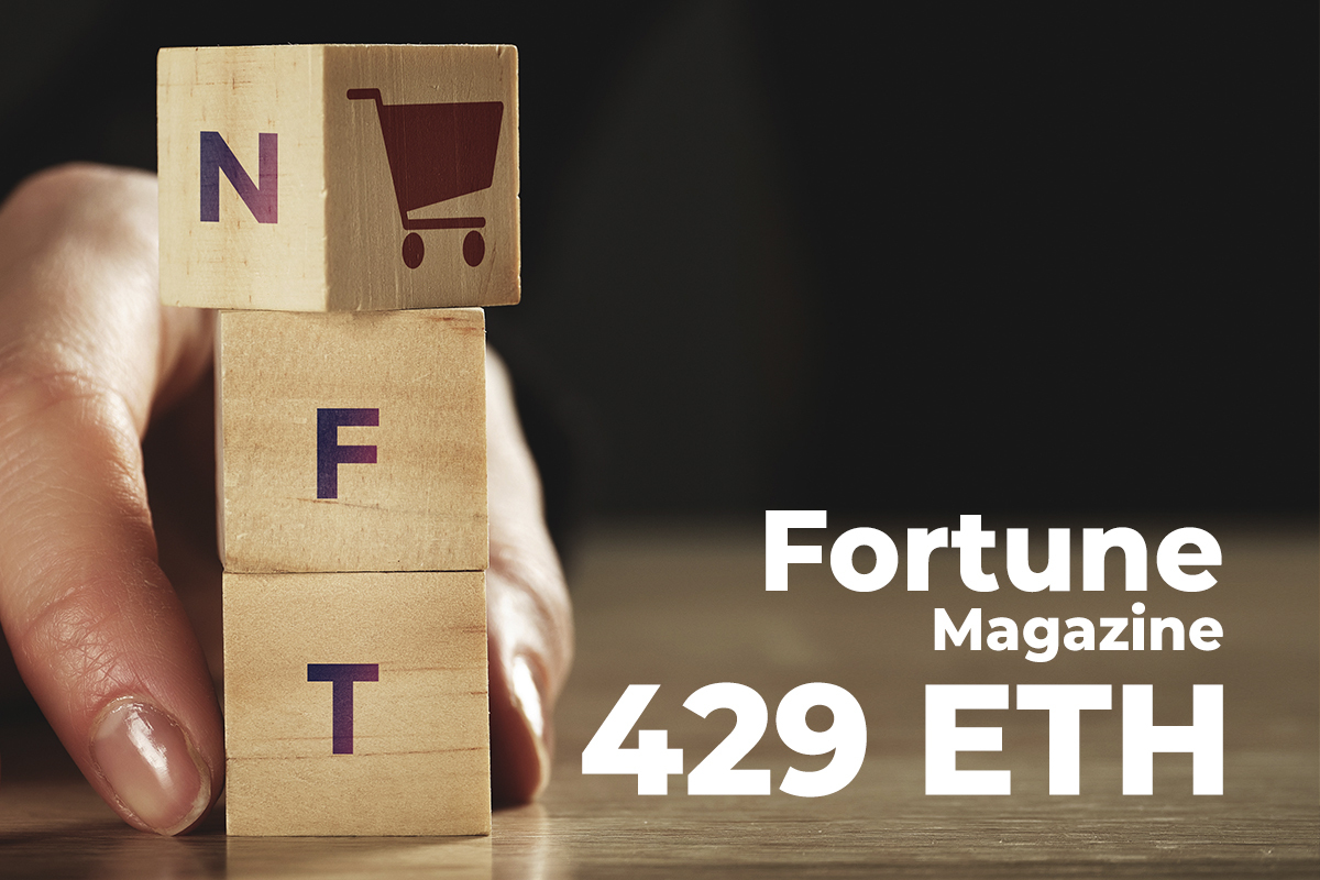 429 ETH Worth $1.3 Million Raised by Fortune Magazine and They Plan to Hodl Their Share