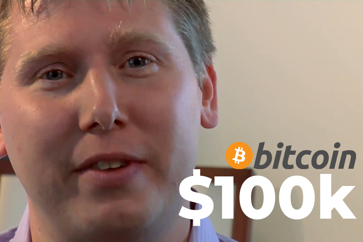 $100k Is Magnet for Bitcoin, Grayscale Owner Barry Silbert Says