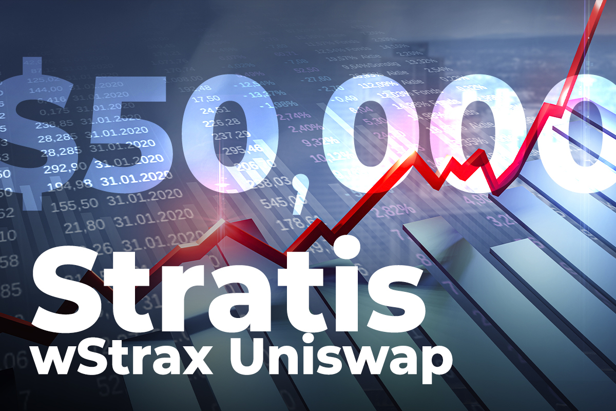 Stratis Launches wStrax Uniswap (UNI) Liquidity Competition with $50,000 at Stake: Details