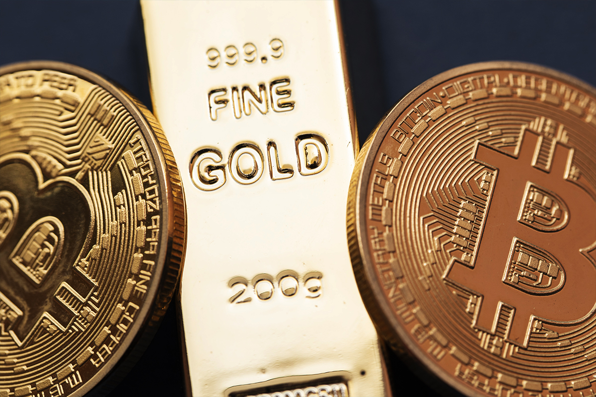 Bitcoin's Recent Drop Strongly Correlates With Gold And Stocks: Here's Why