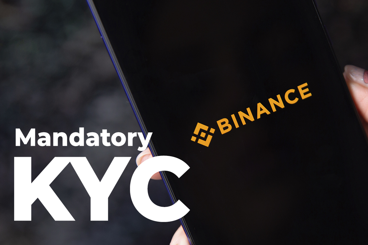 Binance Introduces Mandatory KYC for All Services As It Seeks to Settle Issues with Regulators