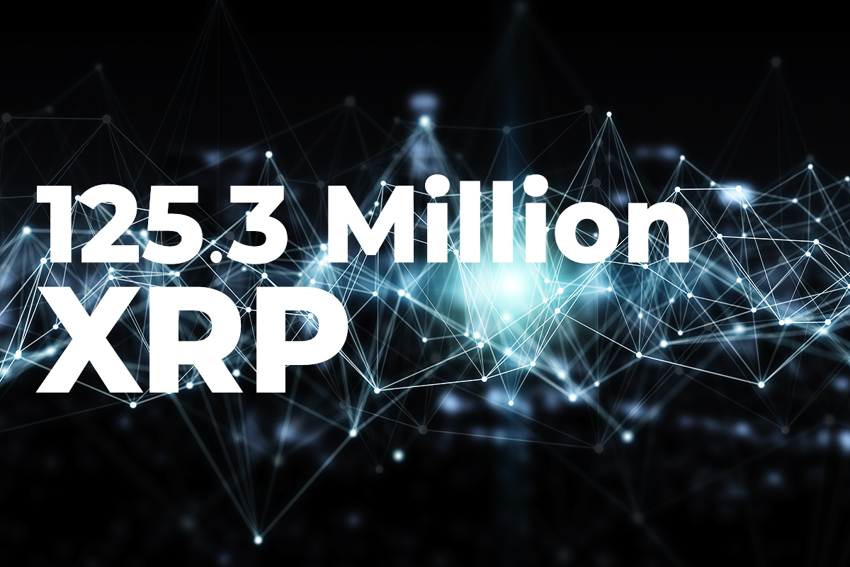 125.3 Million XRP Moved by Ripple and Top Exchanges, While XRP Gains 10%