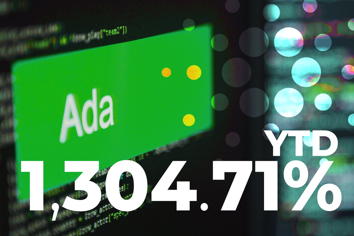 ADA Is 1,304.71% Up YTD, Boasting Other Major Metric Spikes After Hitting New ATH