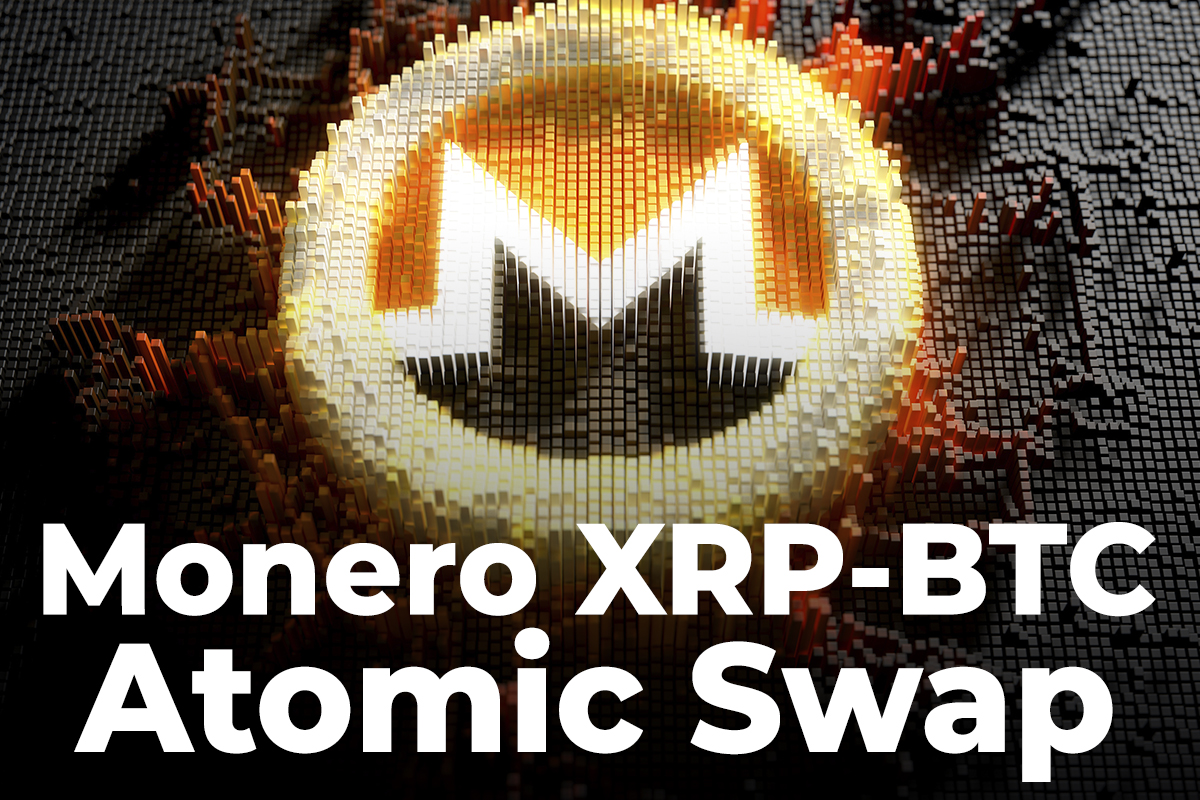 Monero XRP-BTC Atomic Swap Goes Live With First Swap Providers Appearing