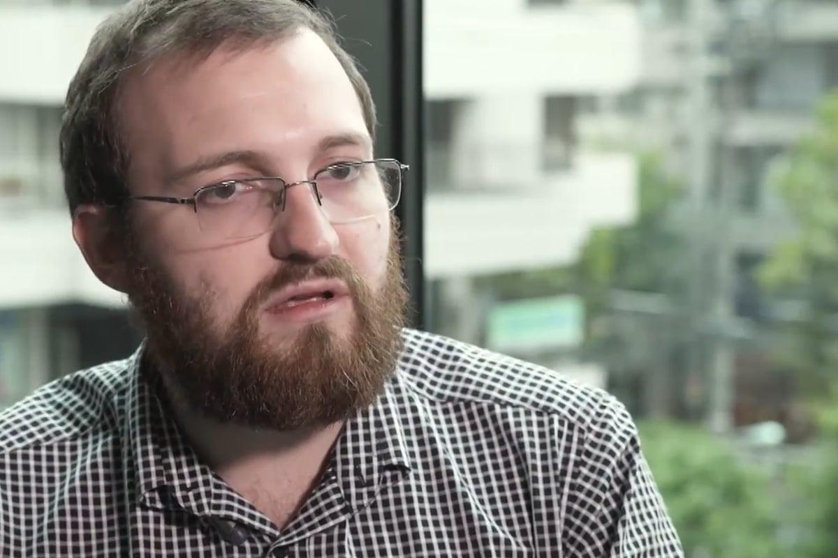 Charles Hoskinson Urges Cardano Devs to Create Proof-of-Burn App for ADA
