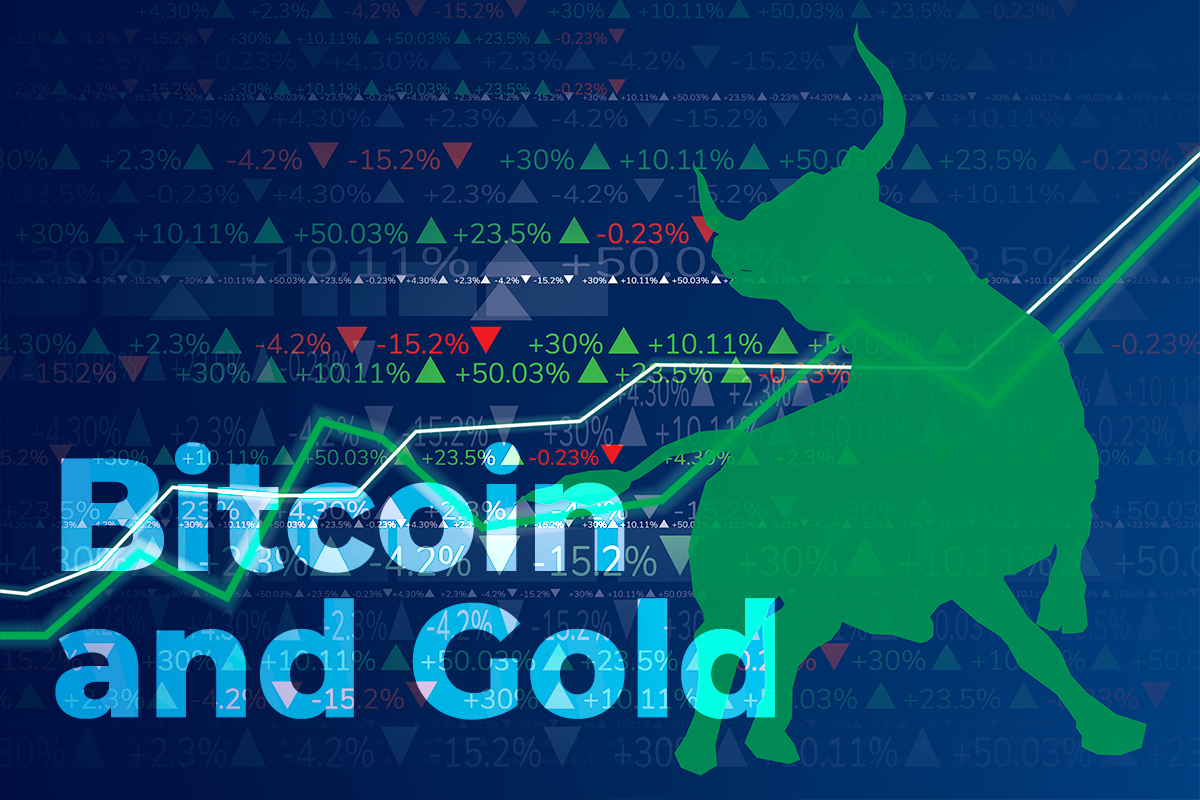 Bullish Implications for Bitcoin and Gold Spotted in 2H 2021: Bloomberg's Mike McGlone