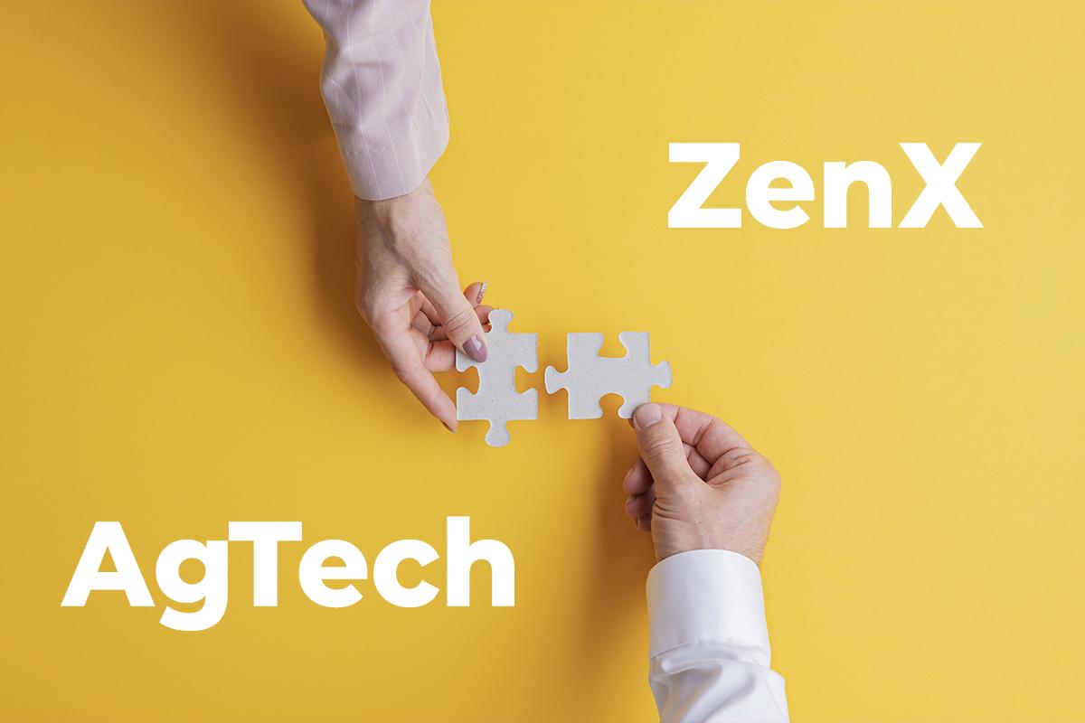 Blockchain AgTech Innovators Dimitra Join ZenX Incubator