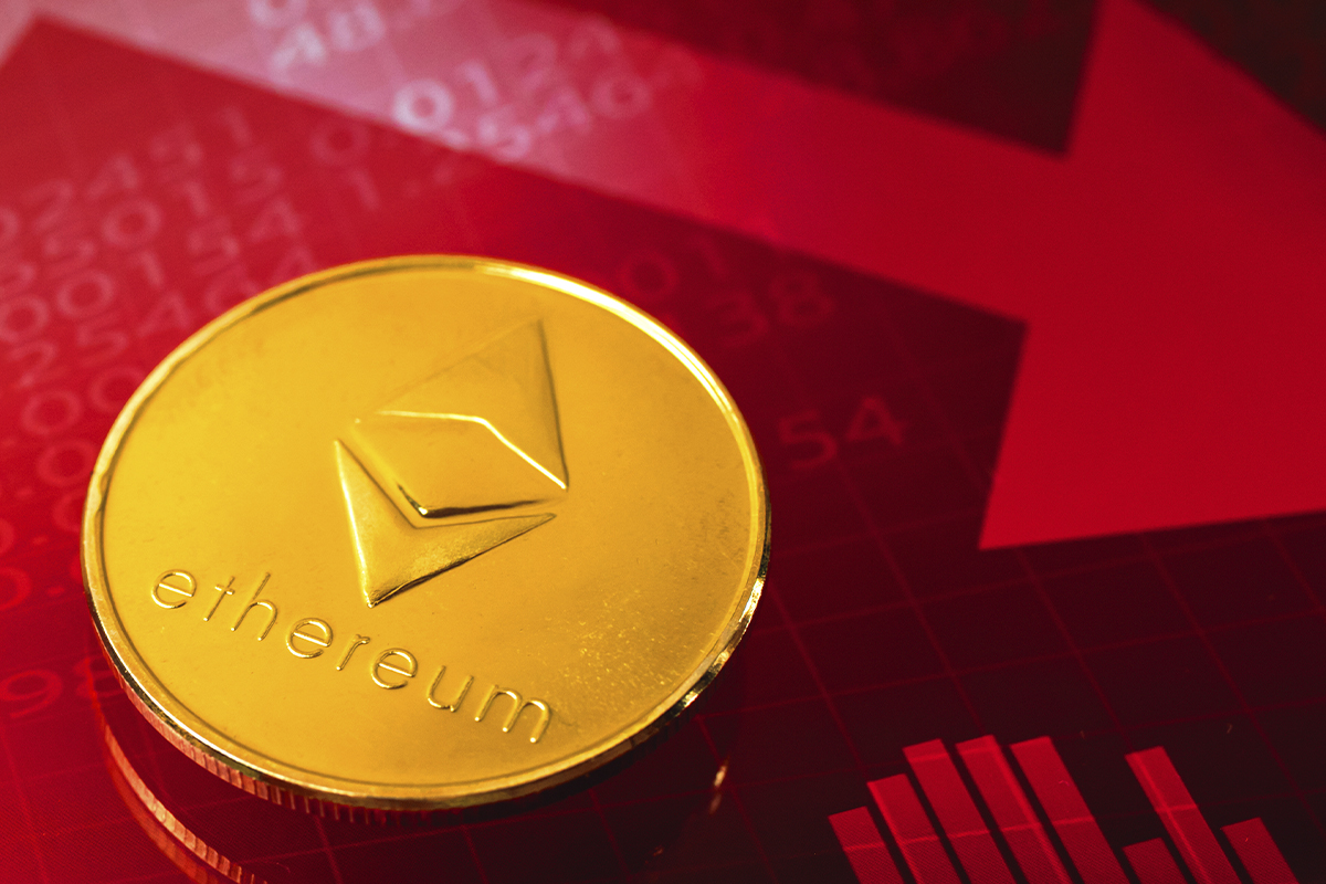 Ethereum Drops For 5% Prior To 100,000 Coins Being Burned