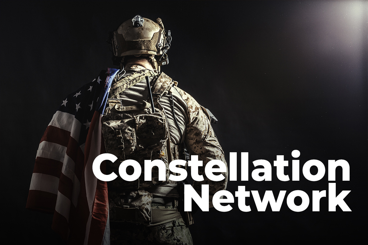 Constellation Network Chosen as Security Provider For the U.S. Military Infrastructure