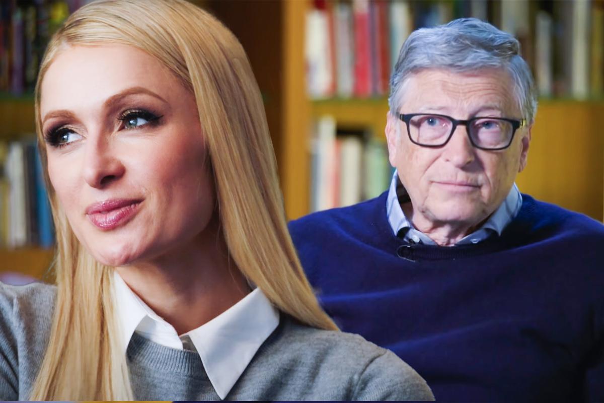 Will Paris Hilton Get Bill Gates Into NFT Craze?