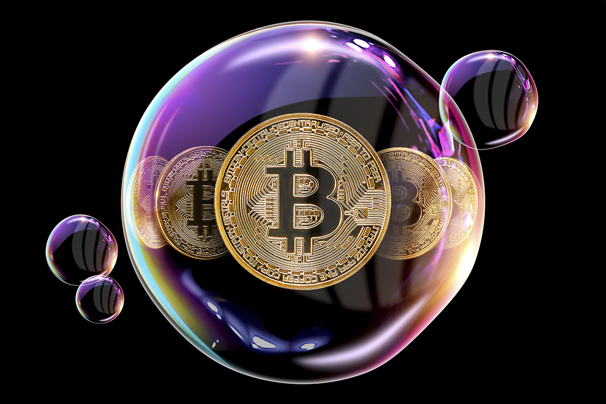 Mortgage Crisis Billionaire John Paulson Describes Crypto as Bubble, Does Not Advise Going in It