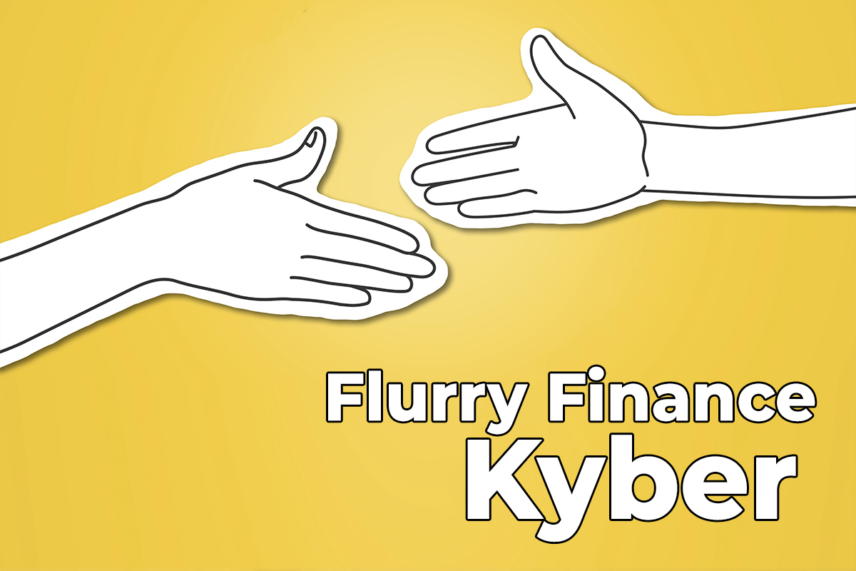 Flurry Finance (FLURRY) Starts Collaboration with DeFi Pioneer Kyber to Advance Cross-Chain Yield Farming