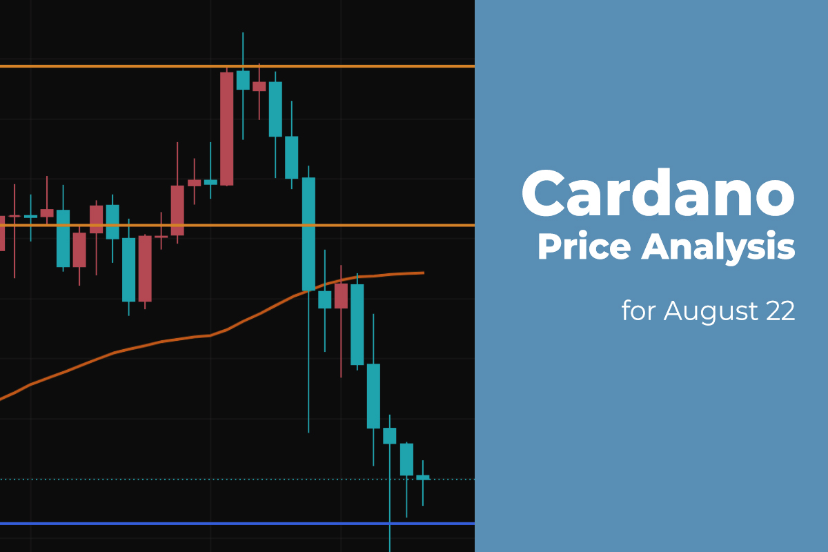 Cardano (ADA) Price Analysis for August 22