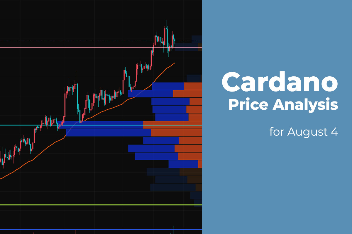 Cardano (ADA) Price Analysis for August 4