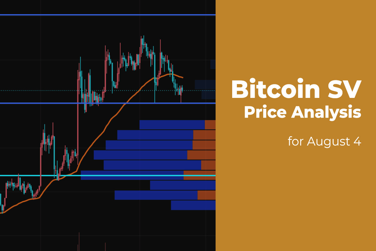Bitcoin SV (BSV) Price Analysis for August 4