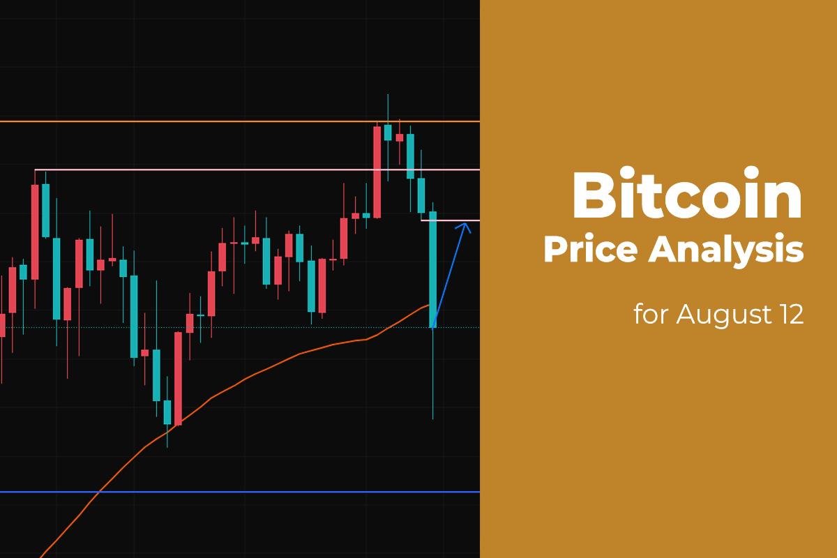 Bitcoin (BTC) Price Analysis for August 12