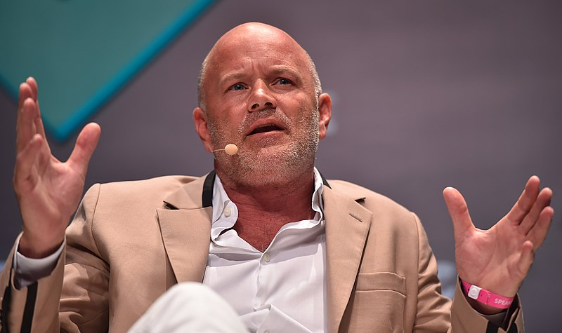Mike Novogratz Expects Next Bitcoin Rally to Happen in Late 2021