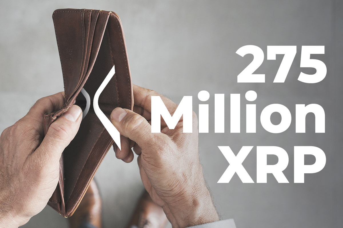 Ripple Shifts 275 Million XRP, Over Half Goes to Jed McCaleb's Wallet