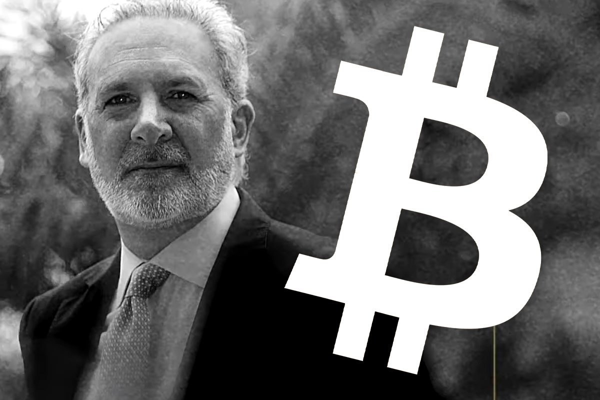 """""""Bitcoin Influencer"""" Peter Schiff Opines on Why Bitcoin Is Losing Market Dominance"""