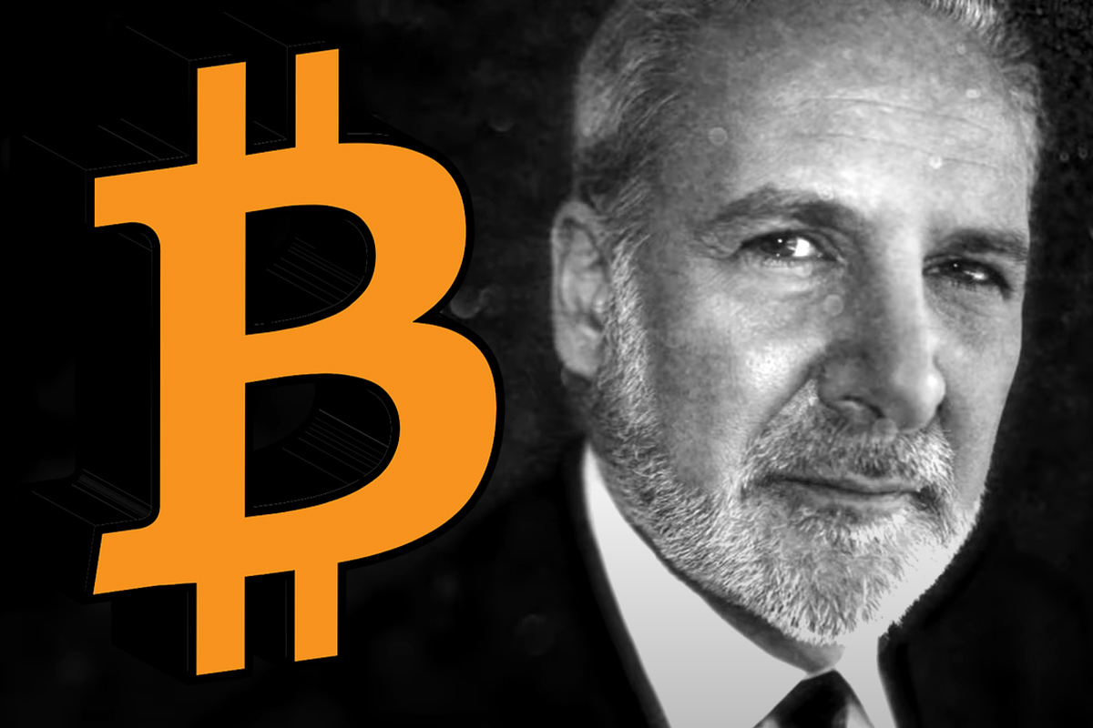"""Bitcoin Replacing Gold as Hedge, as CNBC Claims, Is """"Very Bullish Sign"""" for Gold: Peter Schiff"""