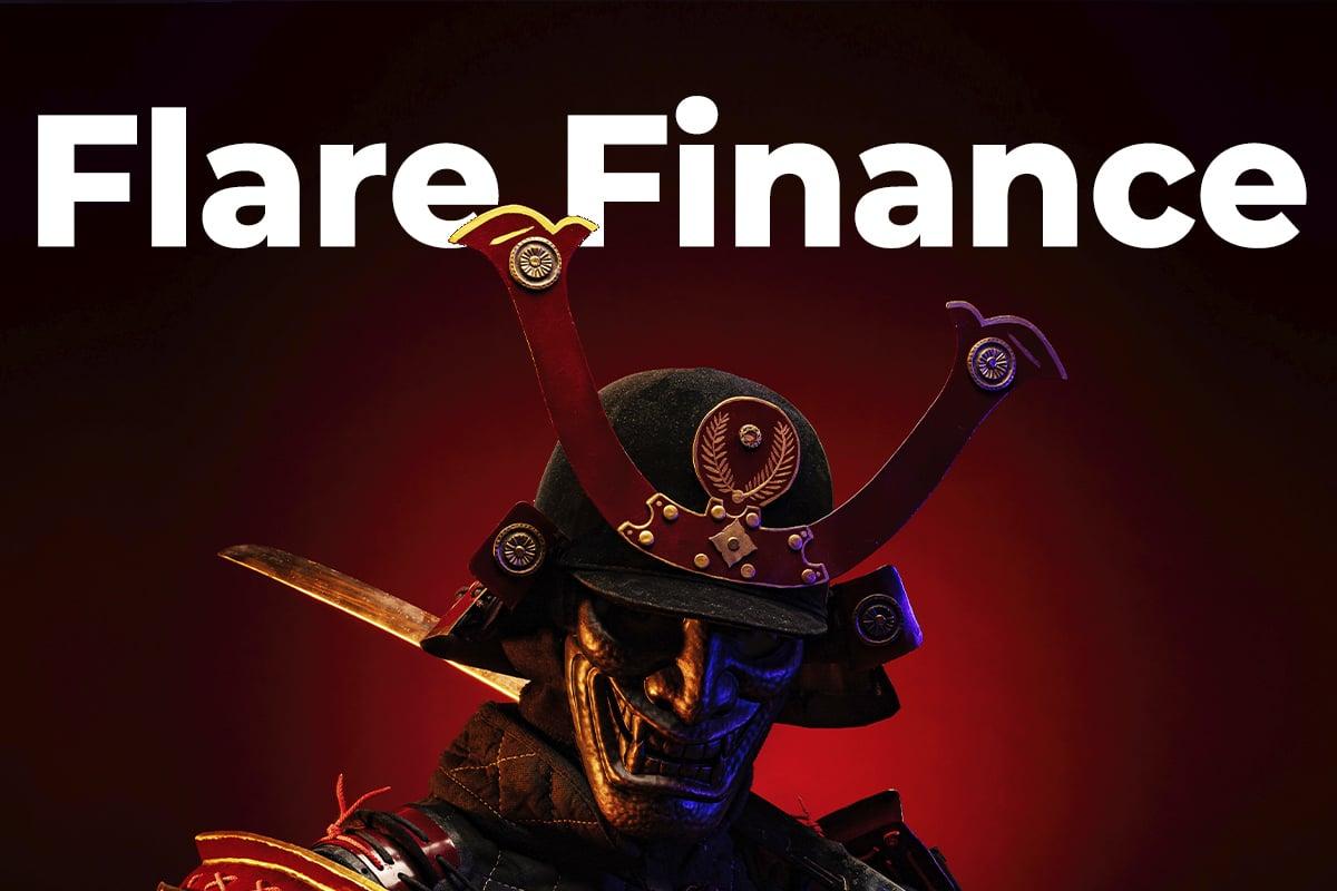 Flare Finance DeFi Starts Samurai Promo Ahead of Songbird Release