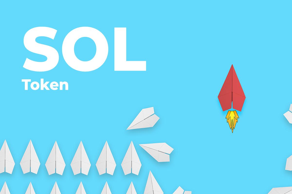 SOL Token Surpasses Dogecoin And Enters $40 Billion Cap Club