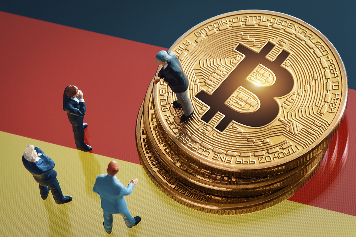 $437 Billion German Asset Manager to Add Bitcoin Exposure to Various Funds