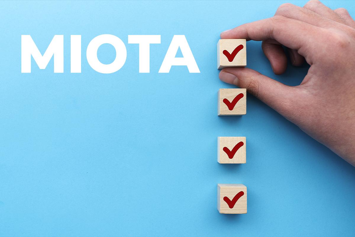 IOTA Foundation's Dominik Schiener Asks Sam-Bankman Fried to Integrate New IOTA