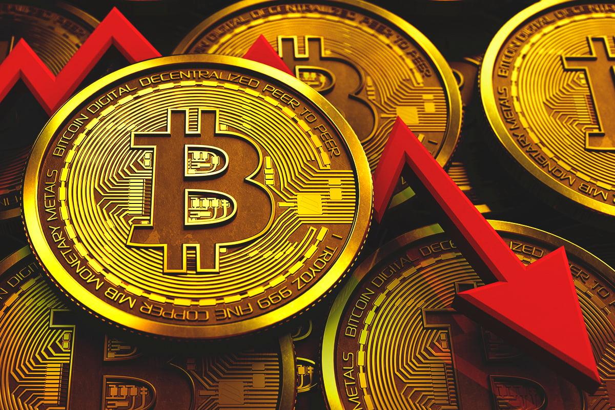 Bitcoin Down For Almost $1500 After El Salvador Pump