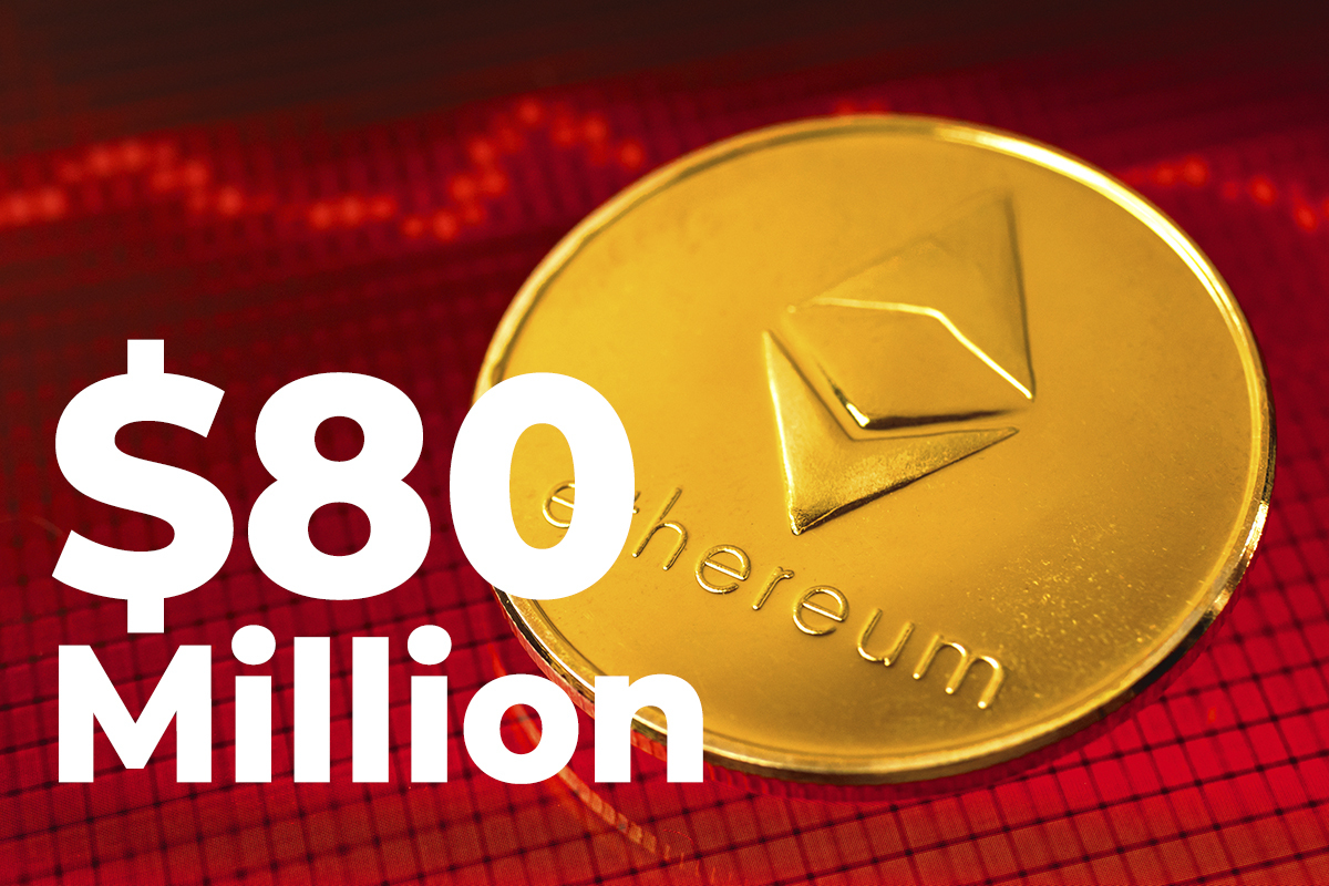 $80 Million Ether Worth of Liquidations Extend Ethereum's Drop to $3,758