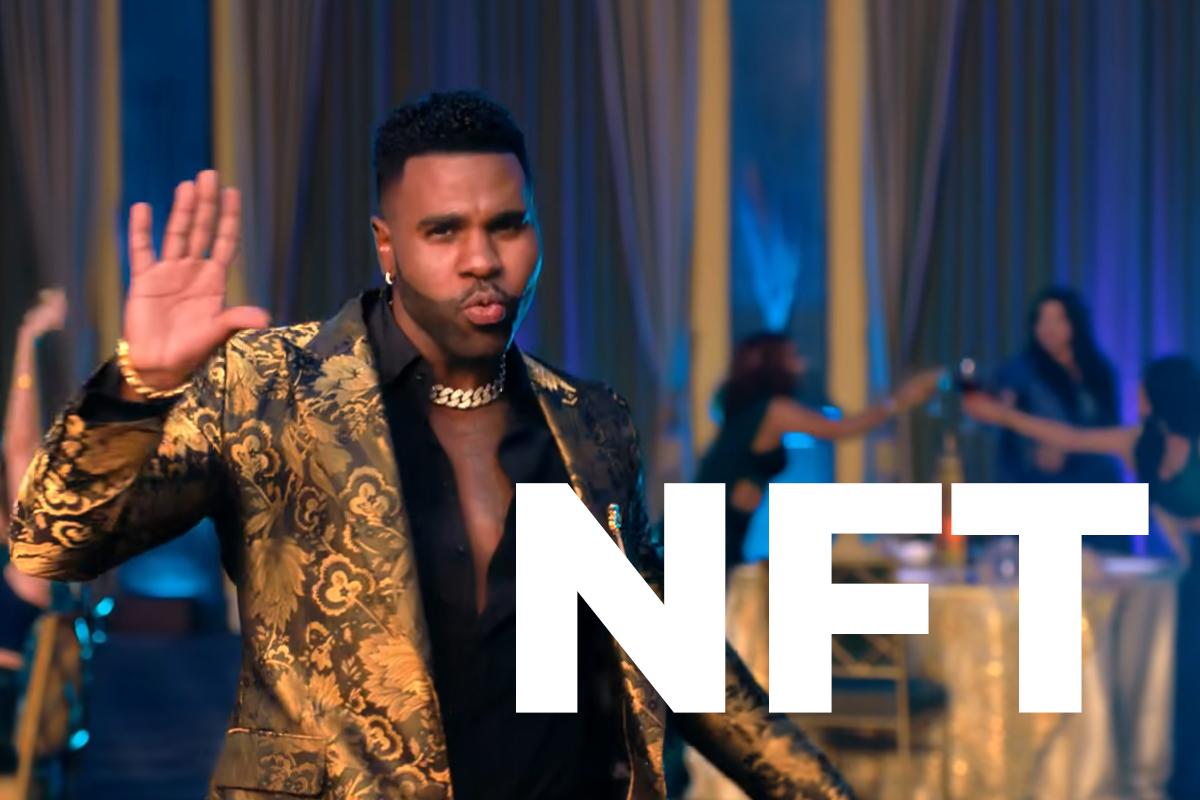 Jason Derulo Joins NFT Craze After Shilling Solana