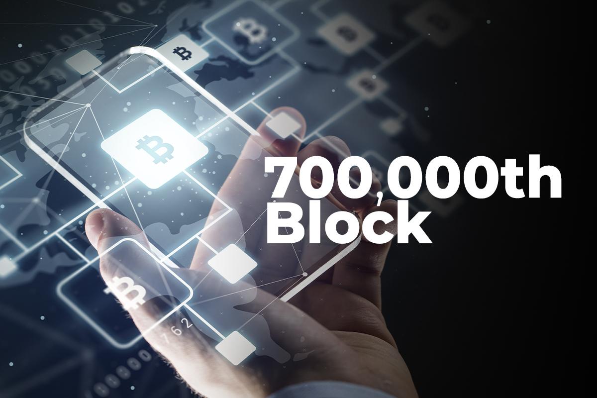 Bitcoin Achieves Major Milestone with 700,000th Block
