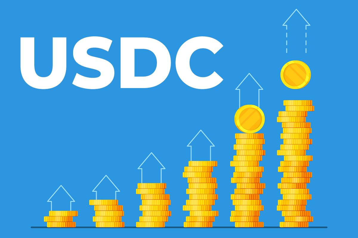 USD Coin (USDC) Surpasses Ethereum (ETH) as Main Bridge Asset: Details