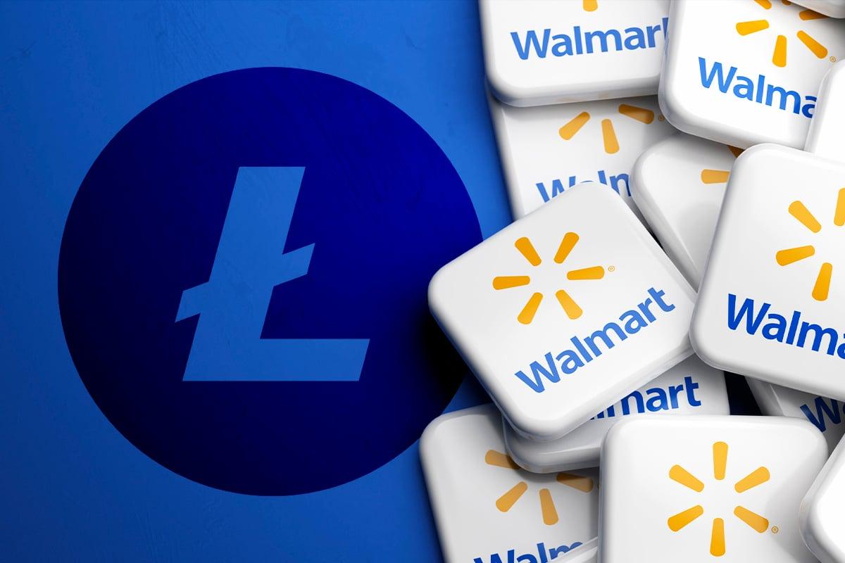 BREAKING: Walmart to Start Accepting Litecoin