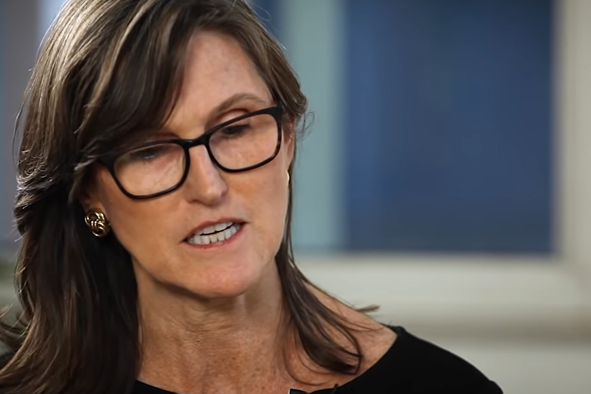 $500,000 Bitcoin Believer Cathie Wood: Our Confidence in Ether Has Gone Up Dramatically